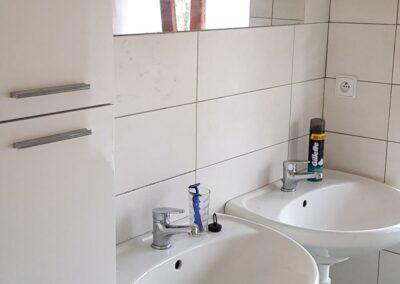 Ubytovna Milovice - Pod Liškami - levné ubytování - sociální zařízení
